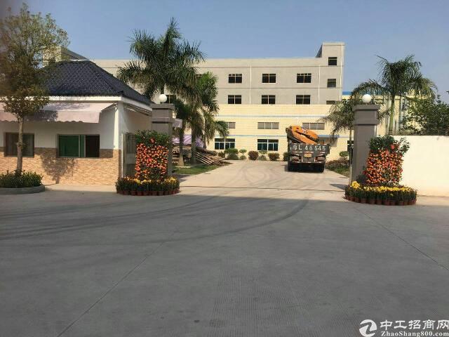 惠州潼侨镇独门独院标准厂房12000平米