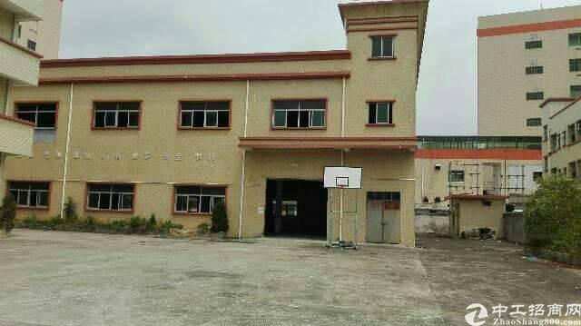 清溪镇2800平方标准独院厂房出售