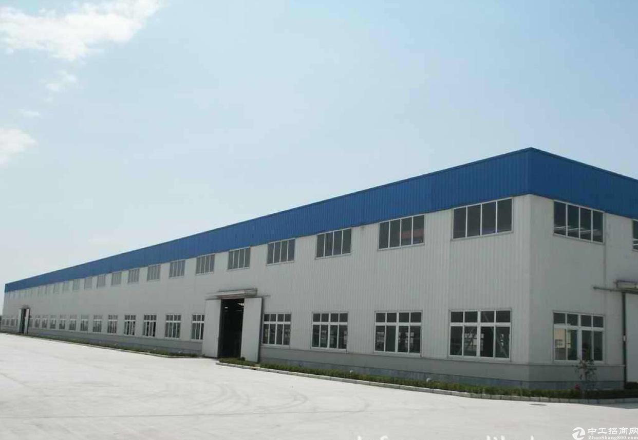 东莞市东城区牛山外径工业园新出独门独院厂房单一层