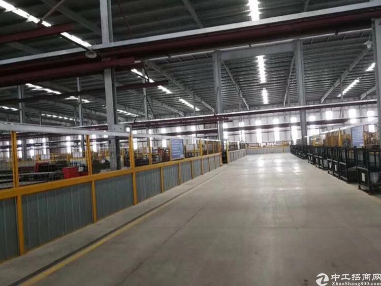新塘镇滴水12米单一层厂房