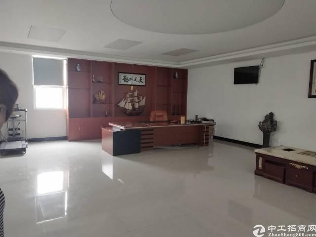 沙井锦程路新出3楼600平方,租金18元每平方,精装修