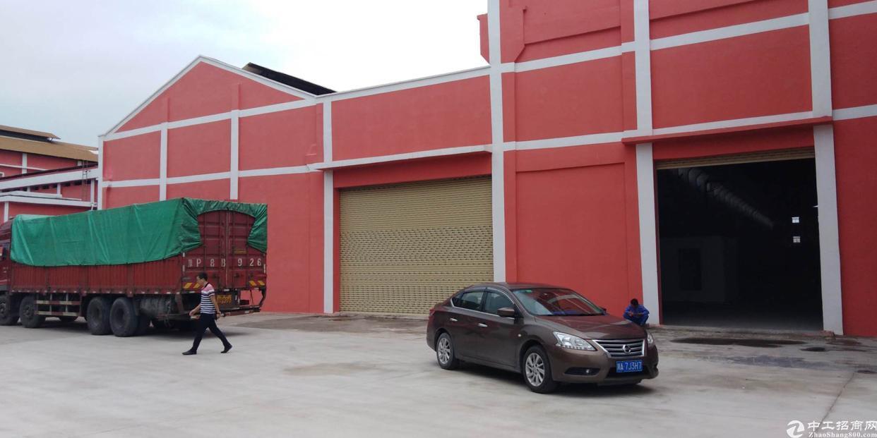 常平镇工业园新出厂房