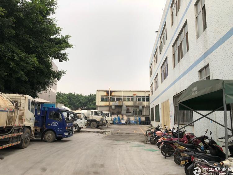 福永桥头新出1楼仓库厂房1200平米出租