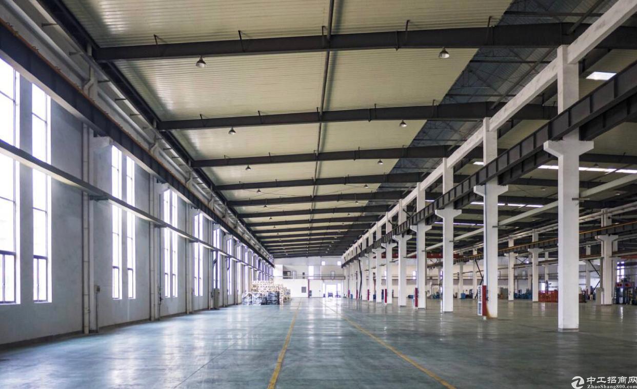 东城下桥独院钢构2000平方带行车厂房