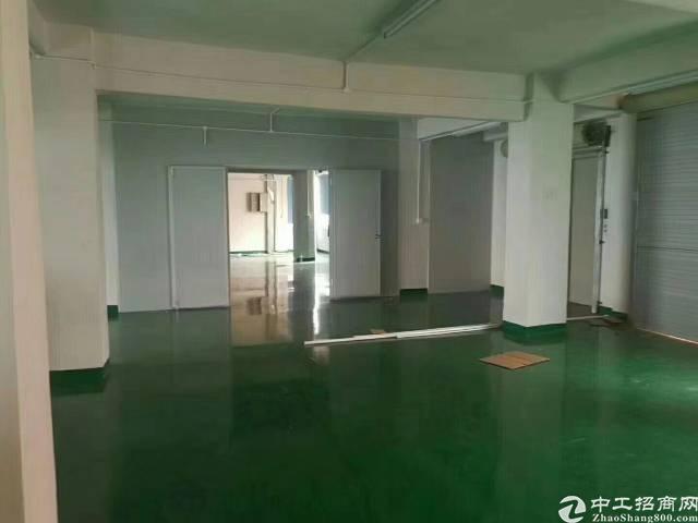 (出租)出租樟木头中心区原房东分租标准厂房二三楼3000平方