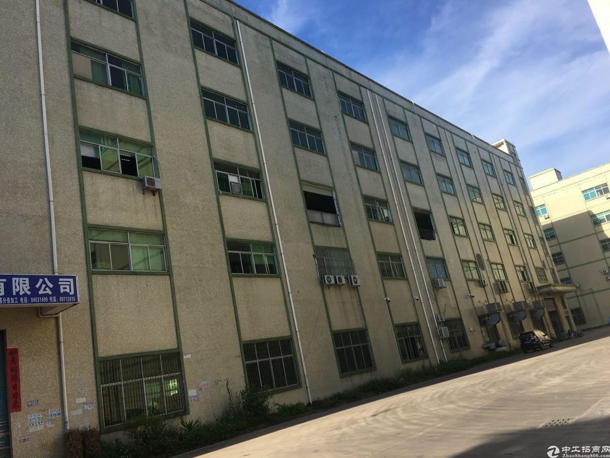 坪山新区坑梓3楼厂房2200平带办公室有点装修-图9