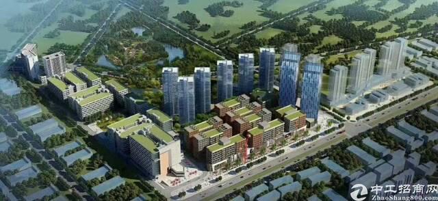 凤岗优质写字楼及建筑厂房有房产红本优惠招售