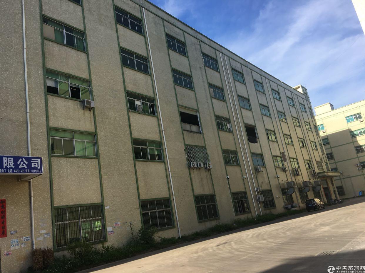 坪山新区坑梓3楼厂房2200平带办公室有点装修-图6