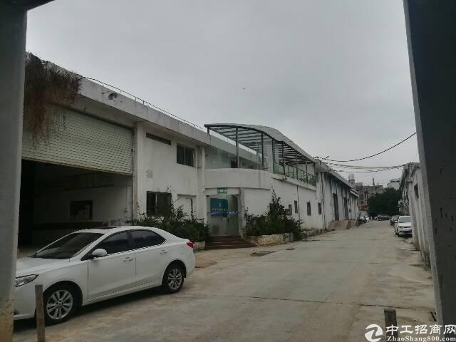 龙岗一楼厂房3000平出租,高6米