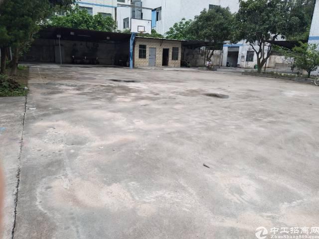 坪山坑梓独门独院钢构结构厂房出租2000平方