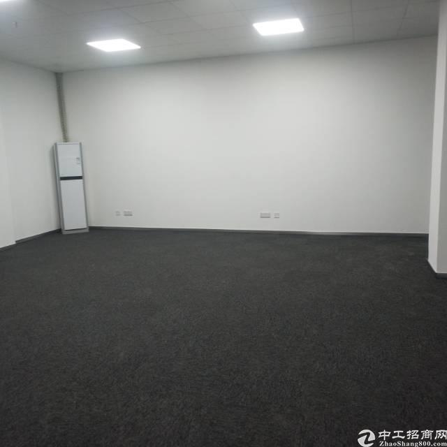 福永地铁口精装写字楼特价出租
