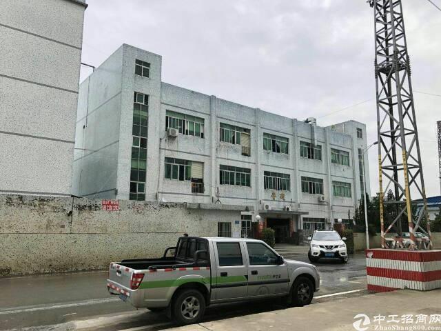 三层独院厂房2500平+宿舍 配套齐全