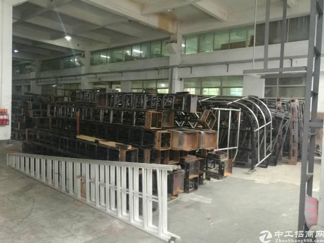 福永  塘尾一楼厂房出租2300平方带阁楼