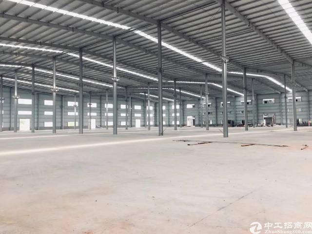 番莞高速东部桥头出口12米滴水重工业厂房-图4