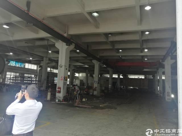 福永  塘尾一楼厂房出租5600平方