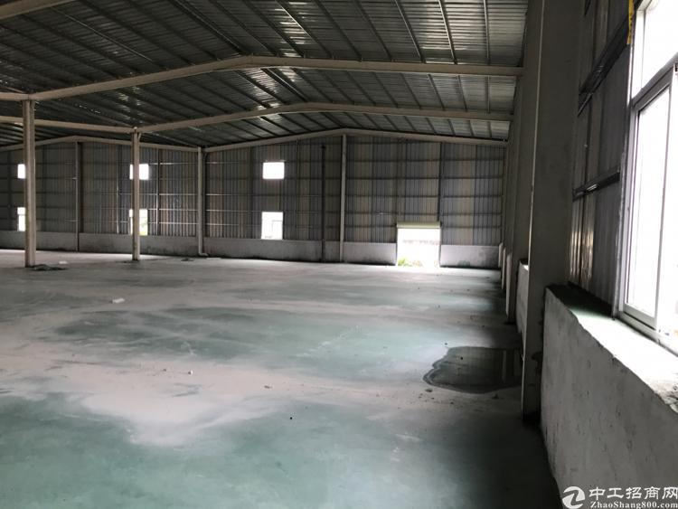 惠州镇隆205国道旁边独院钢构4000平方