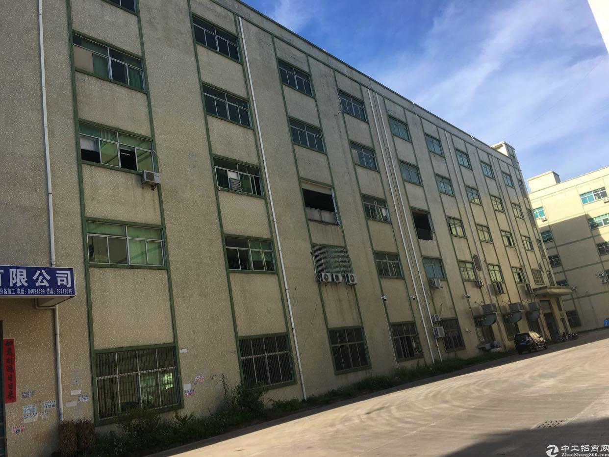 坪山新区坑梓3楼厂房2200平带办公室有点装修-图8