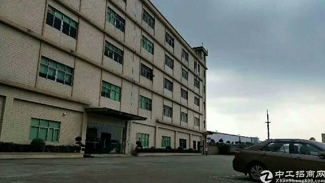 松岗独院厂房21000平方 空地很大 10年合同期