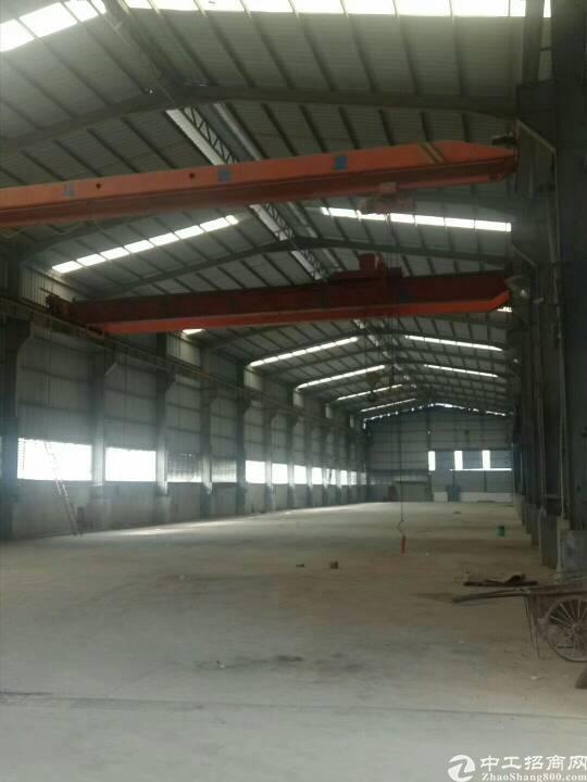 东莞东城钢结构厂房2300平方滴水7.5米这个15/㎡钱