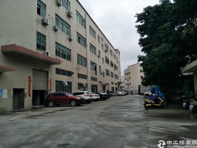 后亭工业区独院厂房出租二楼整层2500平