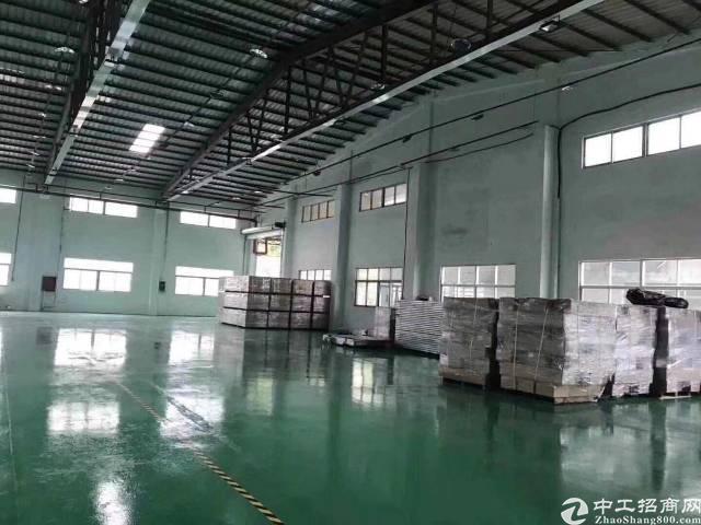 东城新出物流仓库8000平米招租
