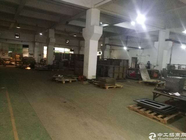 黄江独院厂房3500平方原房东出租