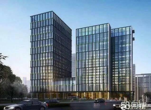 (出租)深大站深港产业园南向精装340平米租80元
