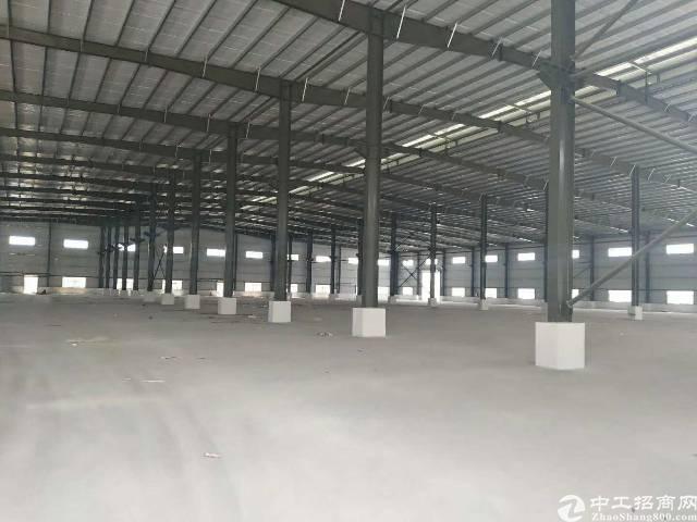 全新钢构厂房独一无二,1000平