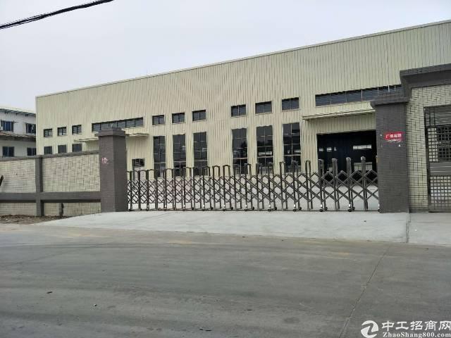 全新钢构厂房
