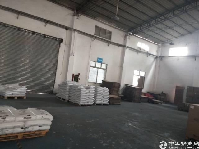 新出道滘仓库1800平方招租