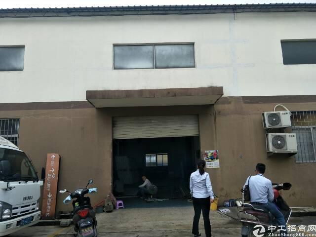 福永新和一楼700平米精装修厂房出租
