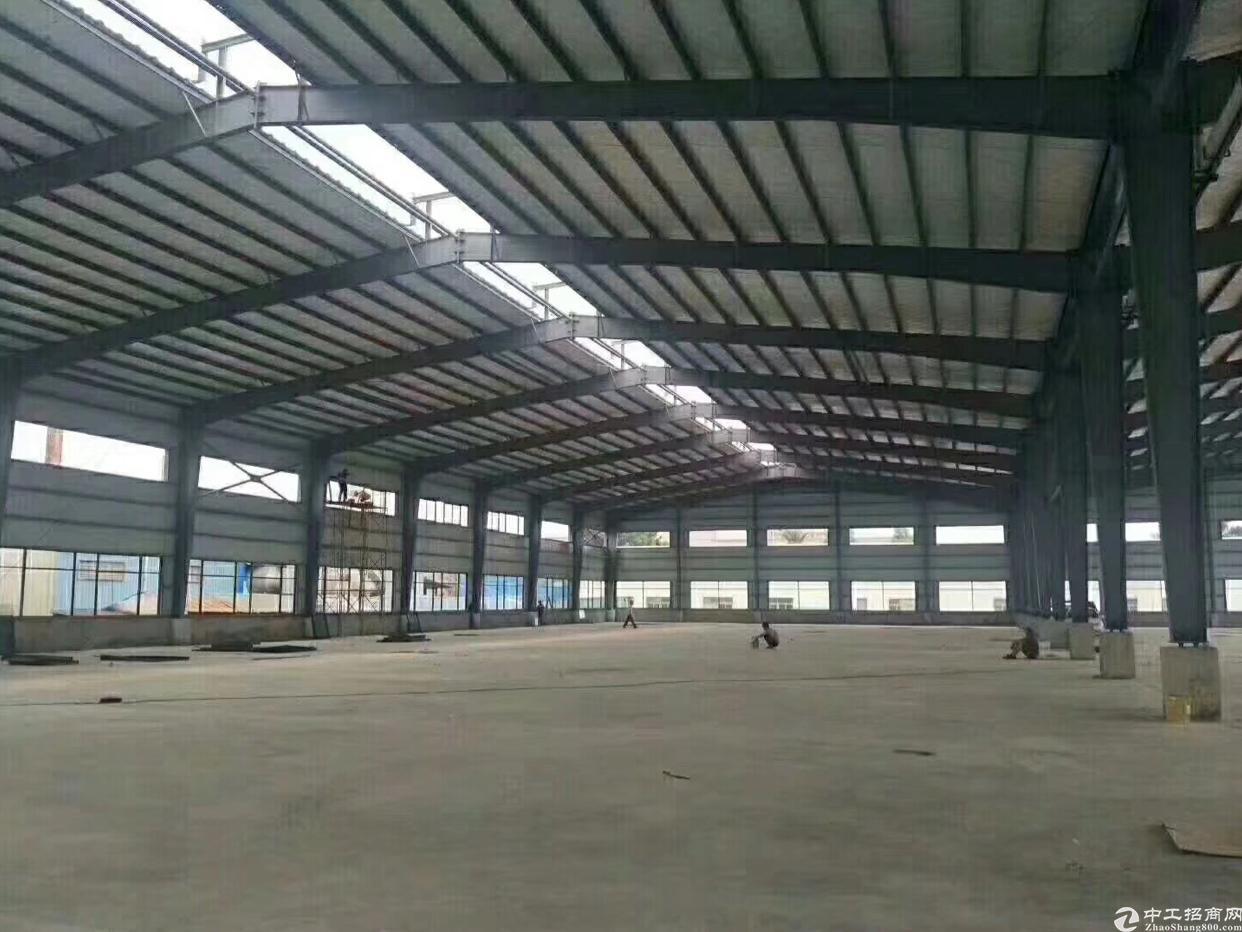 惠州沥林新出独门独院钢构厂房
