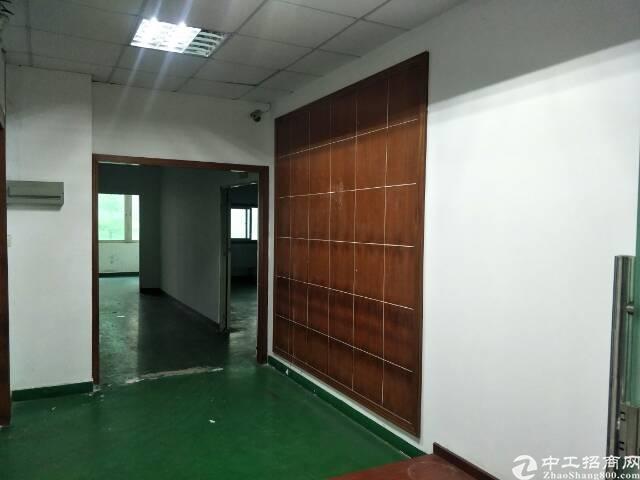 福永和平楼上550平米精装修厂房出租