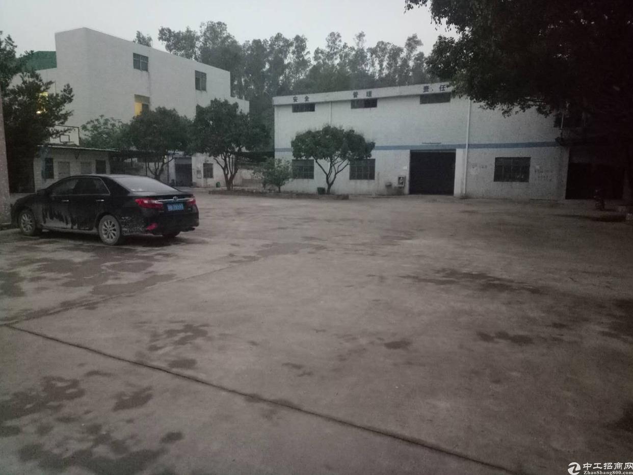 龙田原房东厂房700平方出租