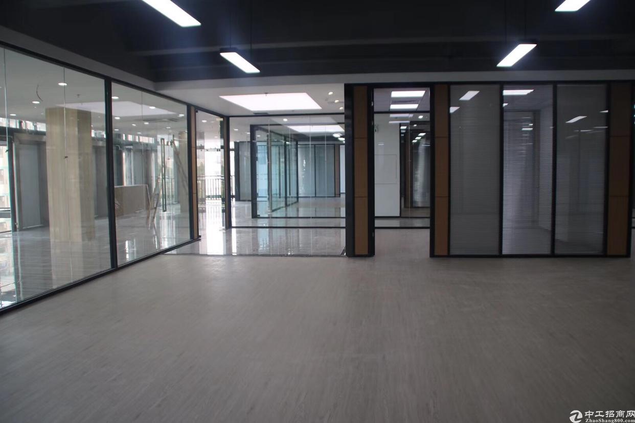 福永立新湖写字楼3750平方写字楼大小分租