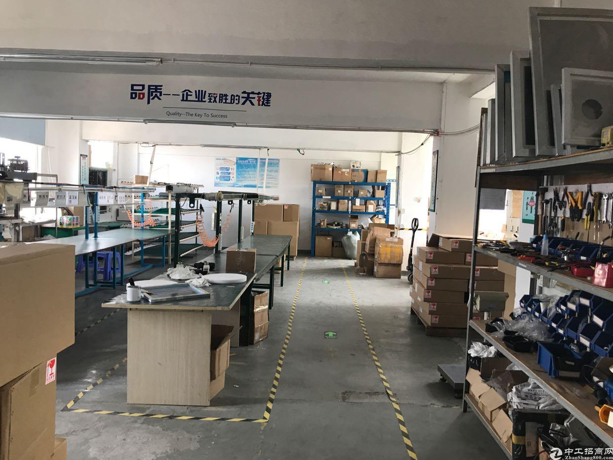 稔田新出精装修厂房550平