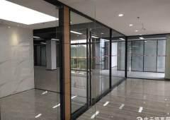 沙井地铁口50-500平米精装修写字楼出租,大小分租