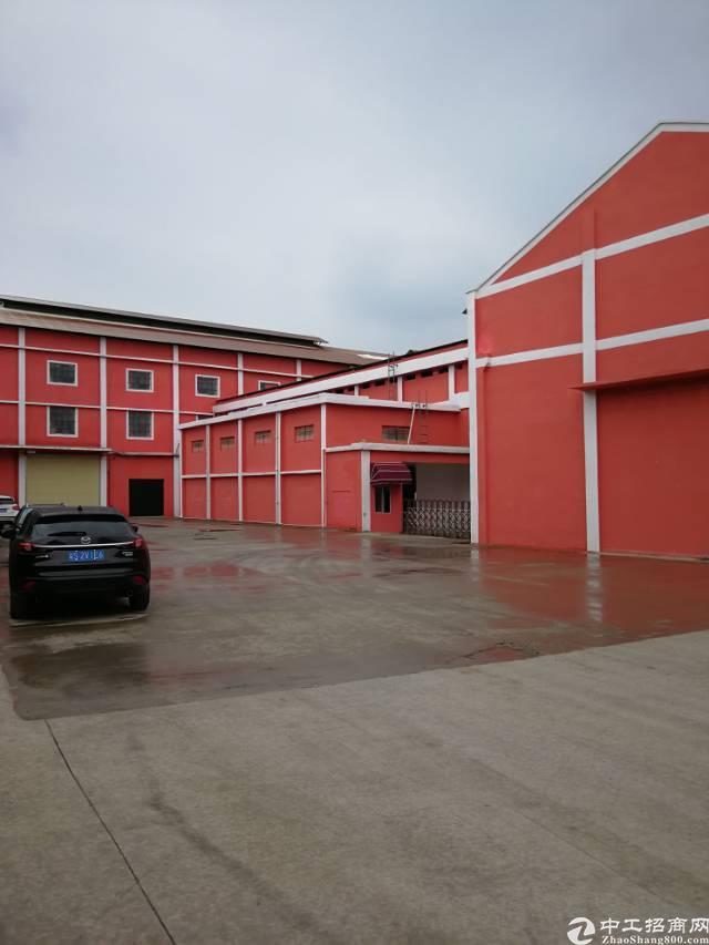 常平镇单一层厂房12米高约10000平方出租