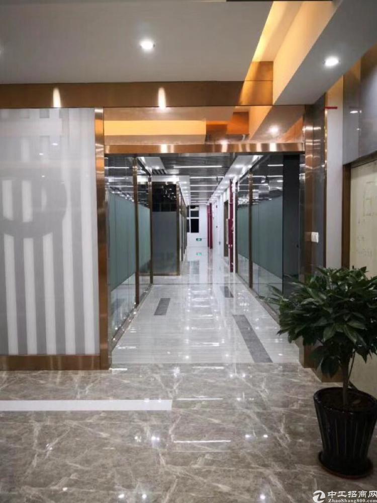 龙华汽车站附近豪装一楼960平厂房办公出租