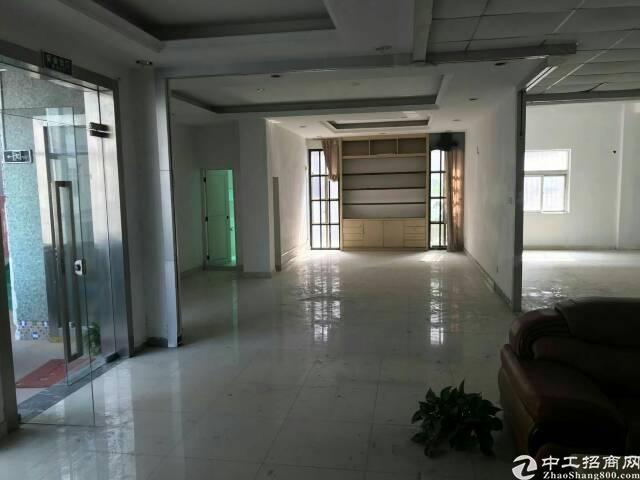 龙岗坪地标准厂房1100平米出租