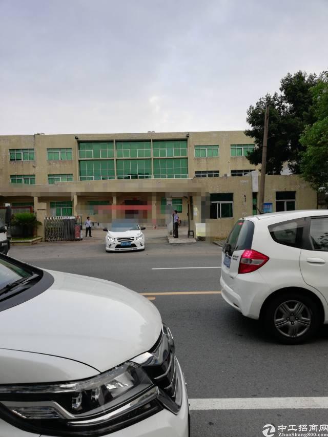 东城花园式厂房