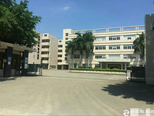 原房东标准厂房二楼1800平米,环境优美,形象好