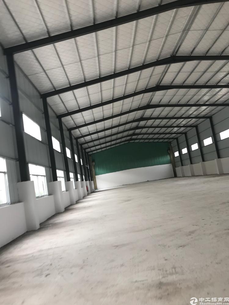 惠州龙溪新出原房东独门独院钢构厂房