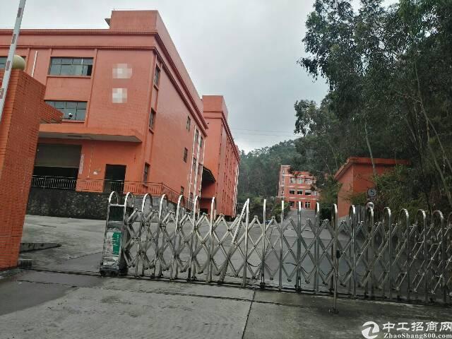 黄江镇漂亮独院5.6万㎡出租,可以分租。
