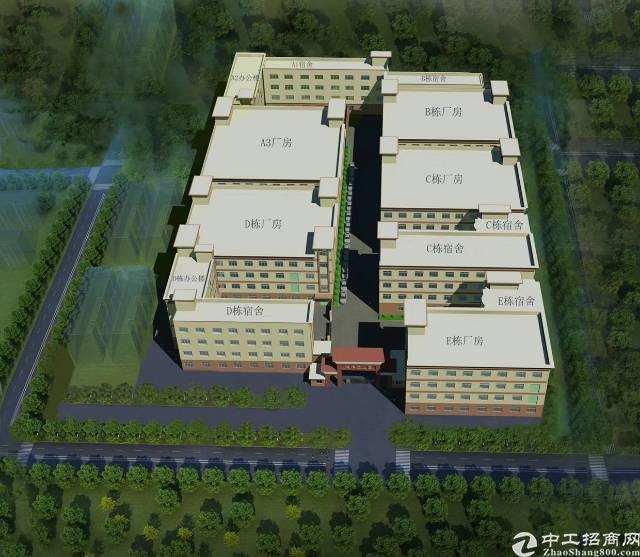 宝龙高新产业园45000平方出租,有红本,可分租