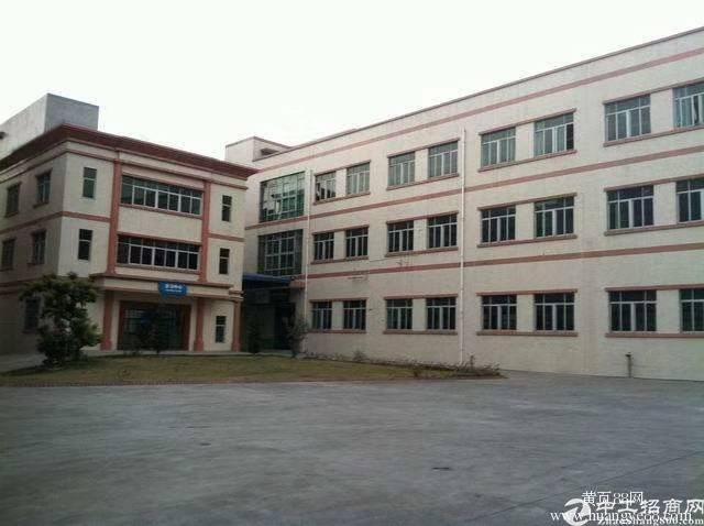 高埗镇独院标准厂1-3层共5500平,单一层有约1000平,