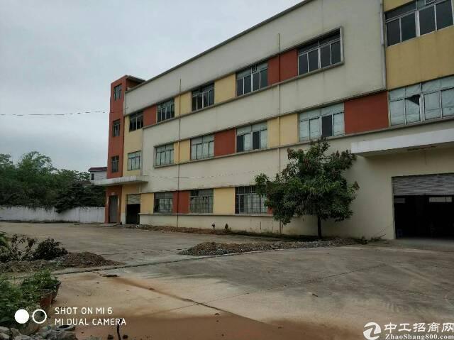 龙岗坪地独院厂房6300平米出租