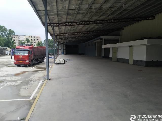 深圳龙岗坪山坑梓新出钢构厂房出租2000平