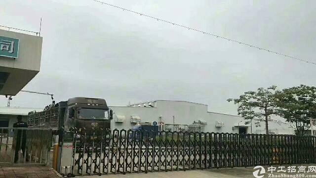惠州市三栋镇全新红本物流仓储产业园75000平出租