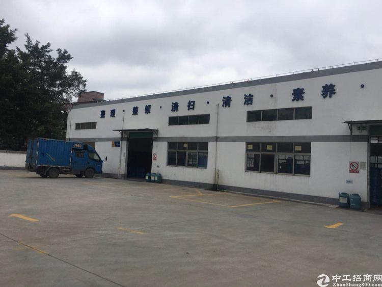 龙华原房东厂房建筑面积出租3000平30块